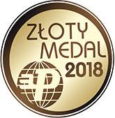 Złoty medal 2018